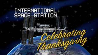 Thanksgiving in Zero-G: Preparing Meals at the International Space Station