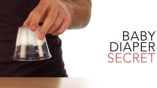 The Baby Diaper Secret - Sick Science! #017