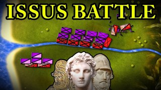 The Battle of Issus 333 BC