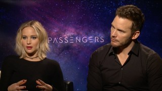 The Stars of Passengers Quiz NASA Scientist