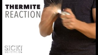 Thermite Reaction - Sick Science! #222