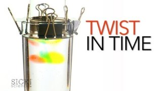 Twist in Time - Sick Science! #158