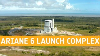 Welcome to the Ariane 6 launch complex