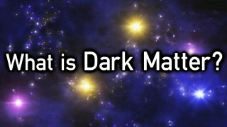 What is Dark Matter? A New Clue!