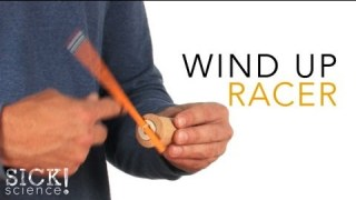 Wind Up Racer - Sick Science #086