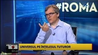Cristian Presură în direct la emisiunea Romania9 (TVR)