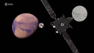 ExoMars: From separation to landing