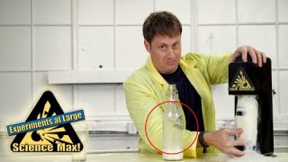 Science Max | Nucleation Fountain | Cool Science!