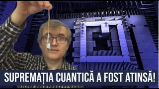 Supremația cuantică a fost atinsă!
