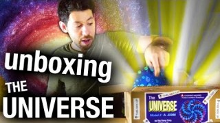 Unboxing the Universe