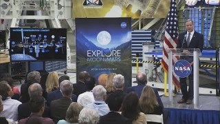Strong Budget Support for Moon to Mars Effort on This Week @NASA – March 15, 2019