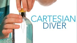 Cartesian Diver – Sick Science! #138