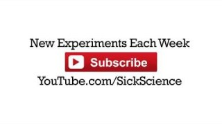 Sick Science! – beyond cool experiments you can do at home