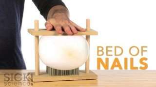 Bed of Nails – Sick Science! #192