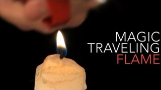Magic Traveling Flame – Sick Science! #011