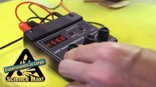 Science Max|Maxed Out|SOUND|Experiments for Kids