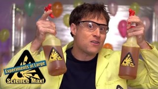 Science Max | CARBONATION AND MORE! | Cool Science Projects