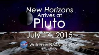 NASA's New Horizons spacecraft arrives at Pluto on July 14th