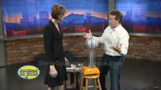 Lightning Safety – Van Der Graff Generator