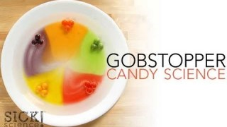 Gobstopper Candy Science – Sick Science! #135