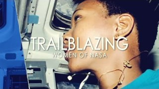 Space Pioneers Celebrated by NASA on Women's Equality Day