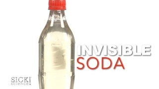 Invisible Soda – Sick Science! #169