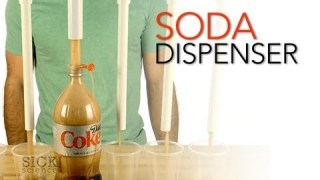Soda Dispenser – Sick Science! #155