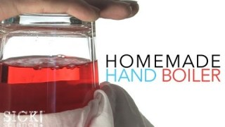 Homemade Hand Boiler – Sick Science! #106