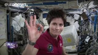 ESA Euronews : A la découverte de Columbus
