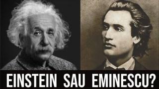 Cine a descoperit teoria relativităţii, Einstein sau Eminescu?