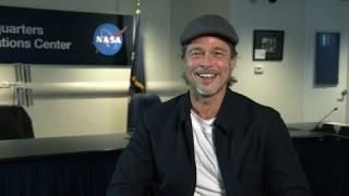 #AskNASA: Brad Pitt Helps NASA Kick Off New Video Series