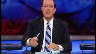 The Colbert Report – Greetings NASA