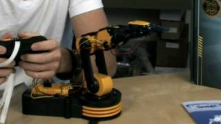 Robotic Arm – Cool Science Toy