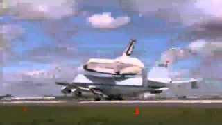 NASA Transports Space Shuttle Enterprise to New York