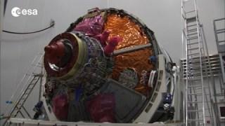 ATV-5 Georges Lemaître mission