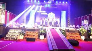 DPS school DUBAI | ANNUAL DAY 2018 | artificial intelligence dance | Choreography by Rithesh Penha