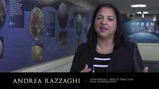 NASA Modern Figure: Andrea Razzaghi