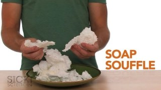 Soap Souffle – Sick Science! #185