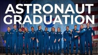 Artemis Generation: Astronaut Graduation Day