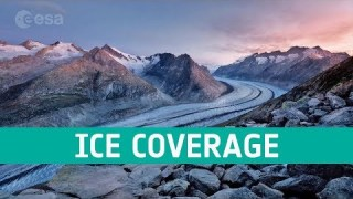 Ice coverage – the global thaw