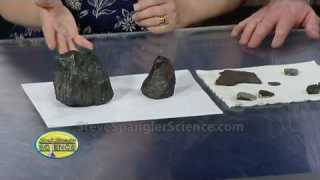 A Meteorite Hit My House – Cool Science Experiment