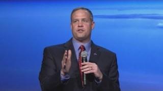 NASA Administrator Bridenstine Speaks at 35th Space Symposium