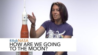 #AskNASA┃ How Are We Going to the Moon?