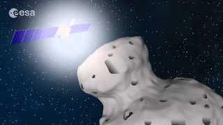 Paxi – Rosetta et les comètes