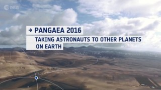 Pangaea 2016: Taking astronauts to other planets – on Earth
