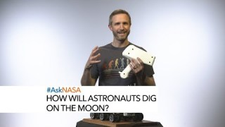 #AskNASA┃ How Will Astronauts Dig on the Moon?
