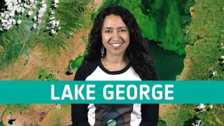 Earth from Space: Lake George