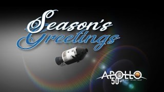 Season's Greetings from NASA 2018