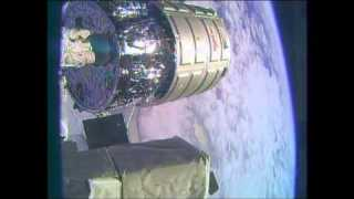 U.S. resupply ship released from ISS