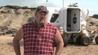 """Larry the Cable Guy"" Says ""Git-R-Done!"" and Watch NASA TV"